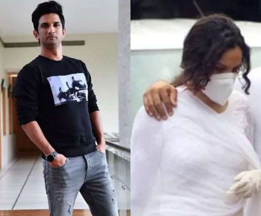 अंकिता लोखंडे ने शेयर की सफेद साड़ी में तस्वीर, लोगों ने कहा सुशांत......