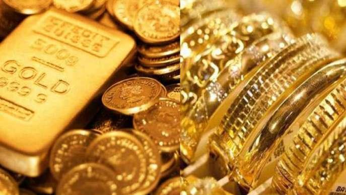 सोने व चांदी के भाव में आज हुआ बड़ा बदलाव, जानिए 10 ग्राम का भाव