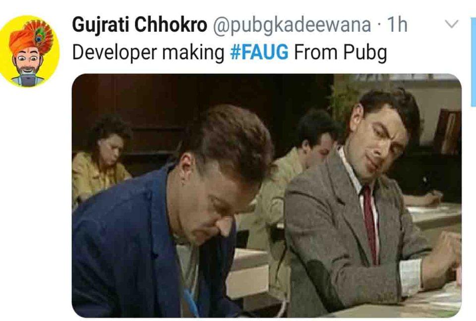'Fau-G' के लॉन्च होते ही सोशल मीडिया पर जमकर वायरल हो रहे ये मीम्स, देखकर नहीं रुकेगी हंसी