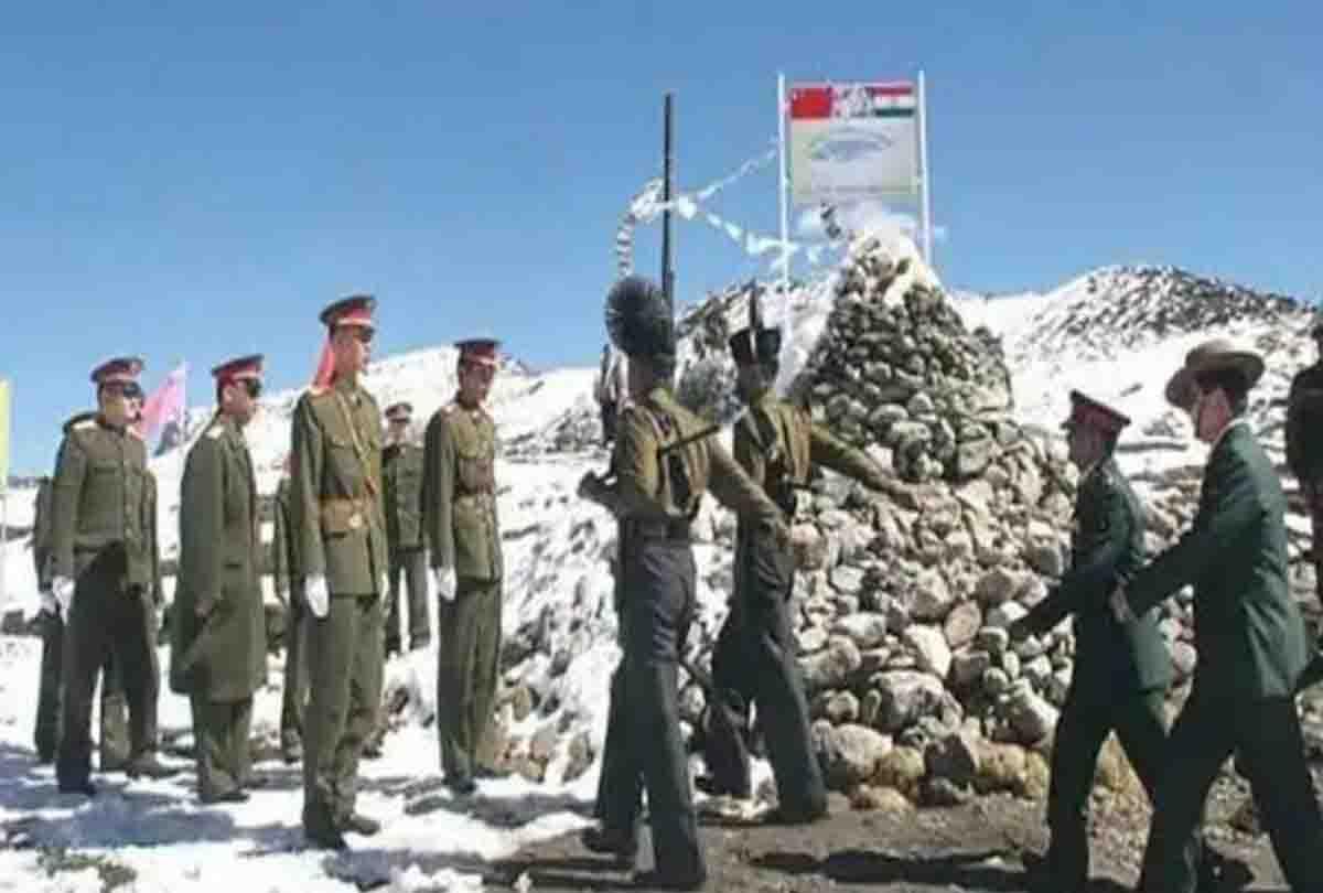 ड्रैगन ने फिर दिया धोखा, रेजांग ला में भारत-चीन सैनिकों में आमना-सामना