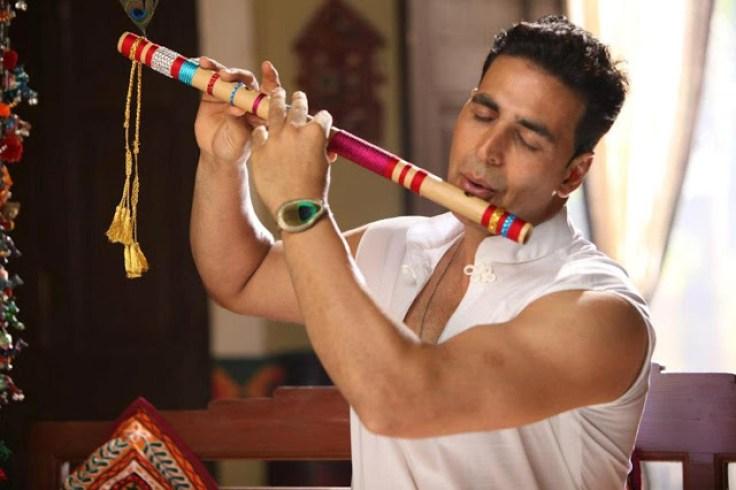 मै हर रोज गोमूत्र पीता हूँ : अक्षय कुमार