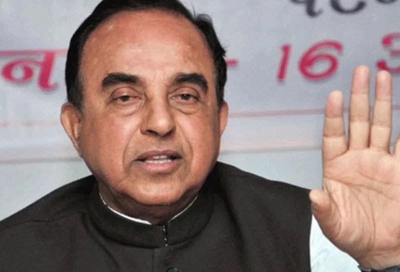 सुब्रमण्यम स्वामी का दावा, सुशांत के एम्स रिपोर्ट से डरे हुए हैं बॉलीवुड माफिया