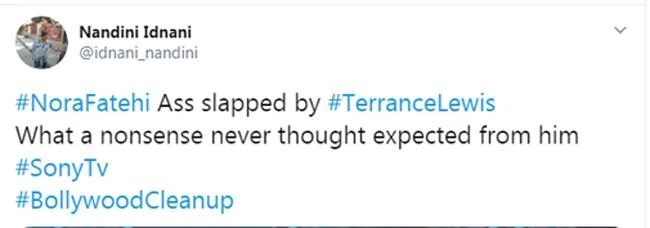 टेरेंस पर लगा नोरा फतेही को गलत तरीके से छूने का आरोप, वीडियो भड़के लोग