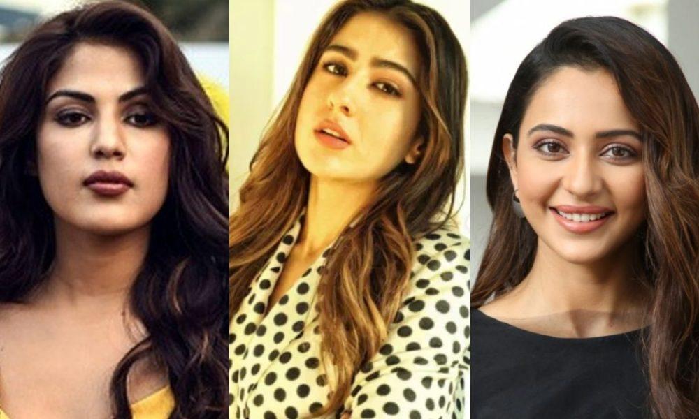 रिया चक्रवर्ती के 'ड्रग्स गेम' में सारा अली खान के बाद सामने आए ये 4 बड़े नाम