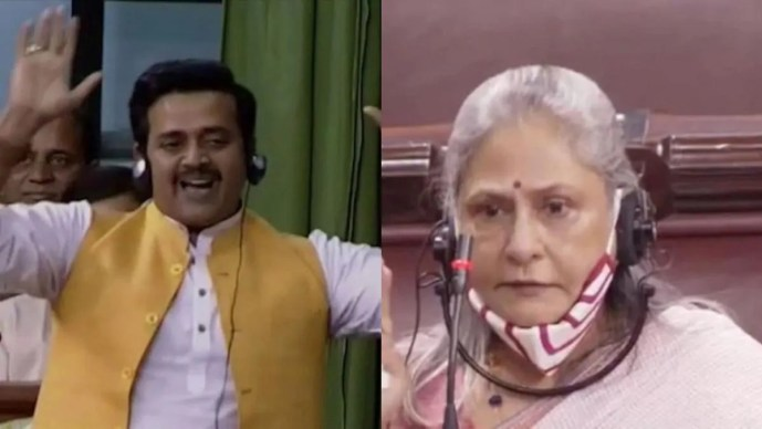 रवि किशन का जया बच्चन को करारा जवाब, कहा- ब्राह्मण का बेटा हूँ, बिना सपोर्ट के यहाँ तक आया हूँ