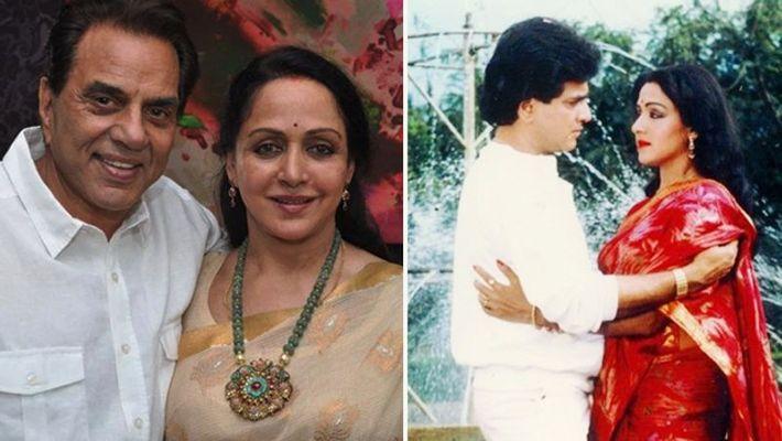 धर्मेन्द्र से नहीं जितेन्द्र से होने वाली थी हेमा मालिनी की शादी, इस वजह से टूटा था रिश्ता