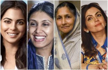 रिलायंस से जिंदल स्टील तक की सफलता में महिलाओं का है हाथ, जाने किसके पास क्या है जिम्मेदारी