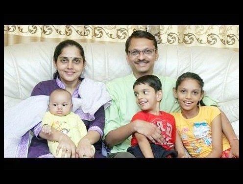 तारक मेहता के पोपटलाल की पत्नी है बेहद खूबसूरत, देखें तस्वीरें