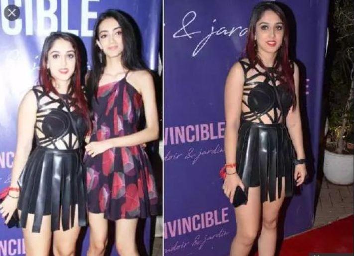 आमिर खान की बेटी इरा ने पहना ऐसा ड्रेस लोगों ने लगाई फटकार, देखें