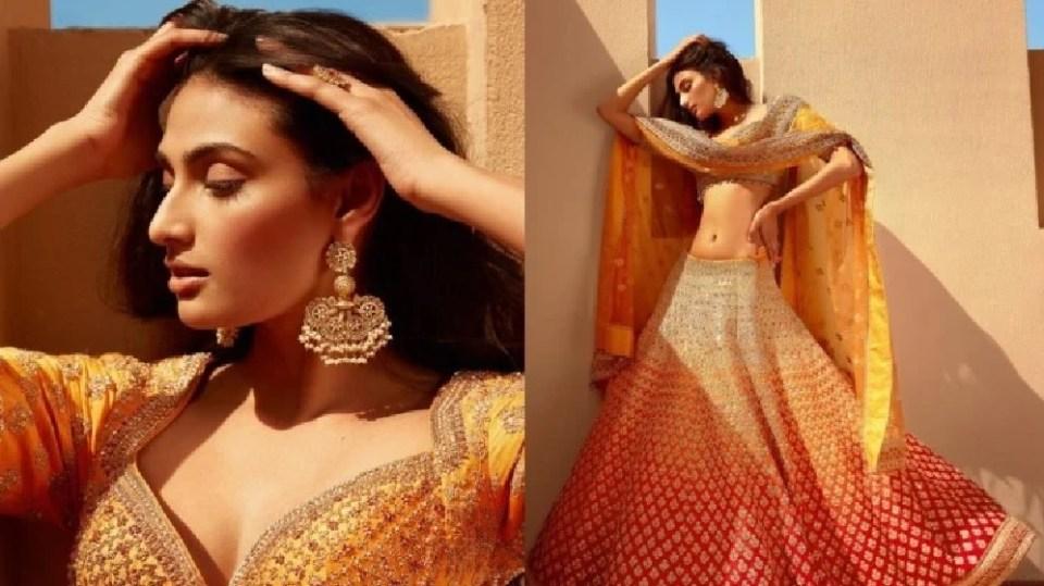 केएल राहुल की गर्लफ्रेंड ने कराया बोल्ड फोटोशूट, सोशल मीडिया पर बनी सेंसेशन