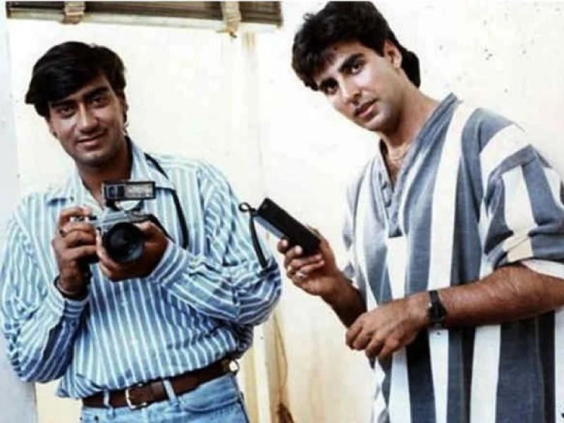 अजय देवगन और अक्षय कुमार पर भड़का यह अभिनेता, कहा दिख गया इनका असली चेहरा