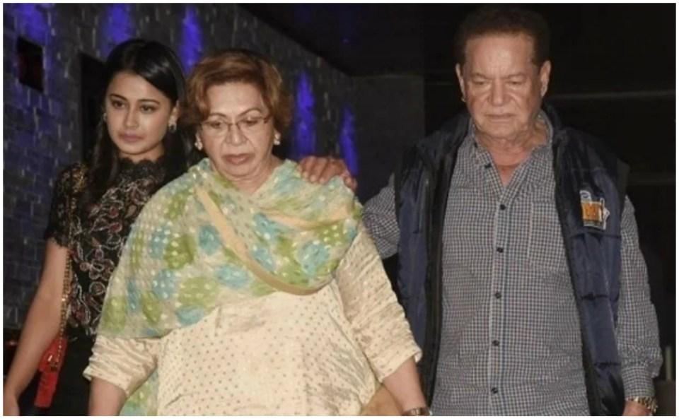 सलमान खान की माँ को धोखा देकर सलीम खान ने हेलन से किया विवाह तो एक्टर की माँ ने उठाया था ये कदम