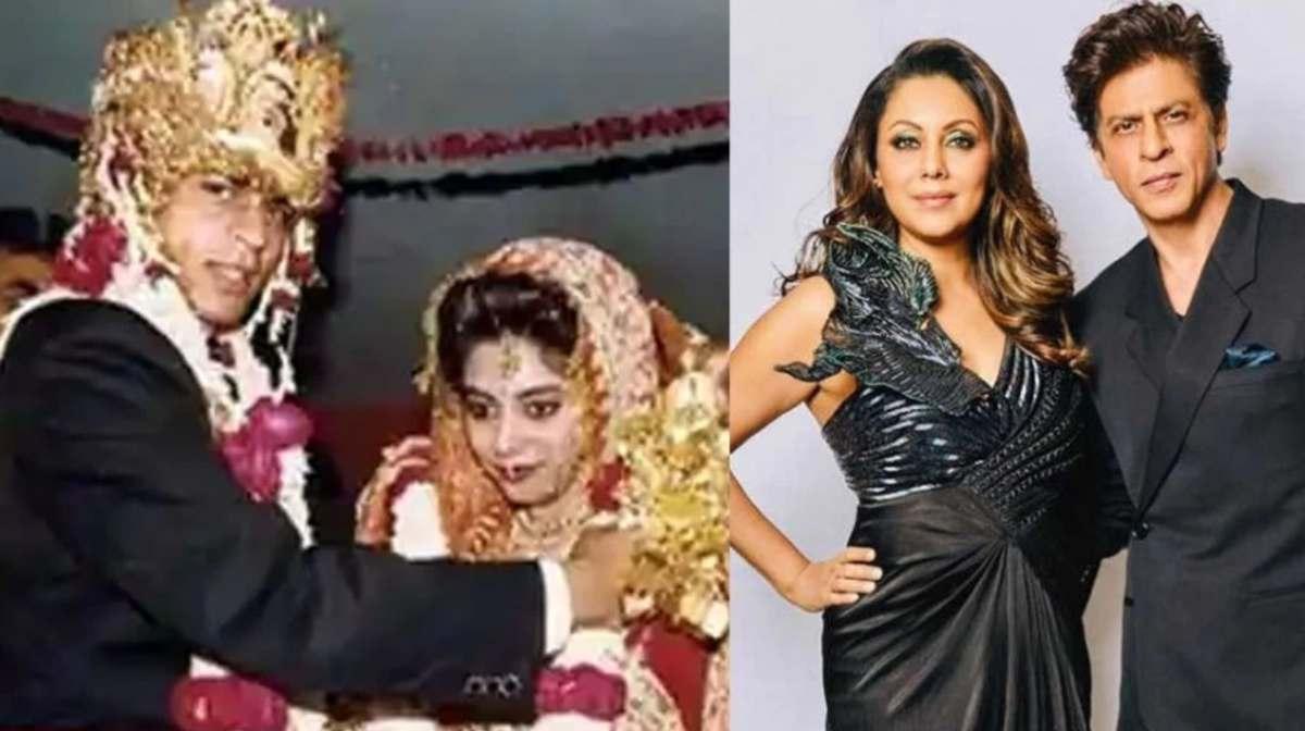 शाहरुख खान से शादी के लिए गौरी ने अपनाया था इस्लाम, रखा था ये नाम