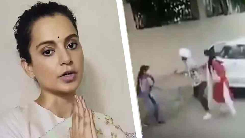 निकिता मर्डर केस: पंगा क्वीन कंगना राणावत का फूटा गुस्सा, बोलीं- इस्लाम ना कुबूल करने पर हिंदू लड़की को मार दी गोली