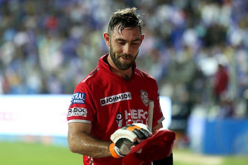 मैक्सवेल ने इन 2 भारतीयों को ठहराया आईपीएल में खराब प्रदर्शन का जिम्मेदार