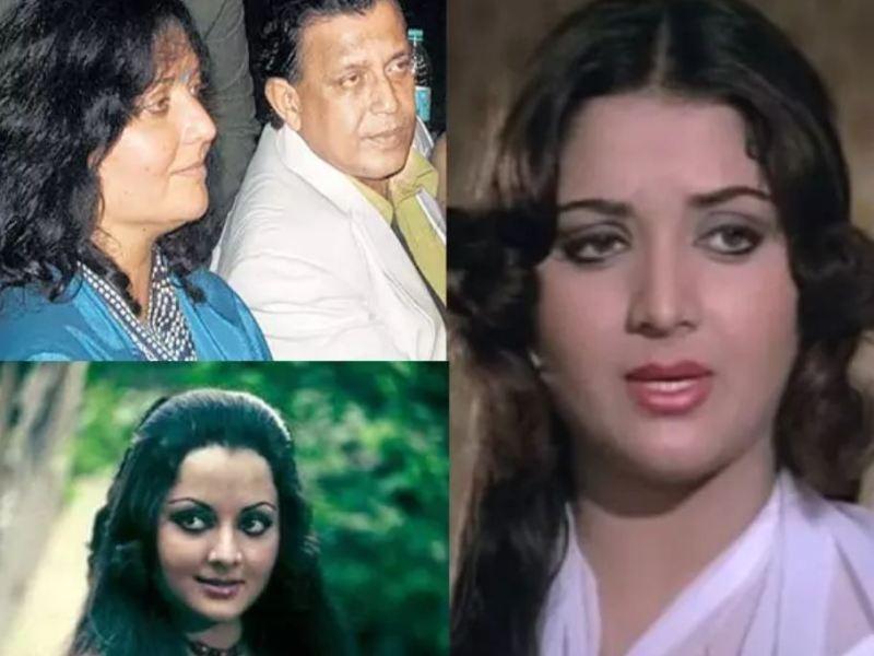 इस अभिनेत्री से नजदीकी की वजह से मिथुन की पत्नी ने की थी आत्महत्या की कोशिस