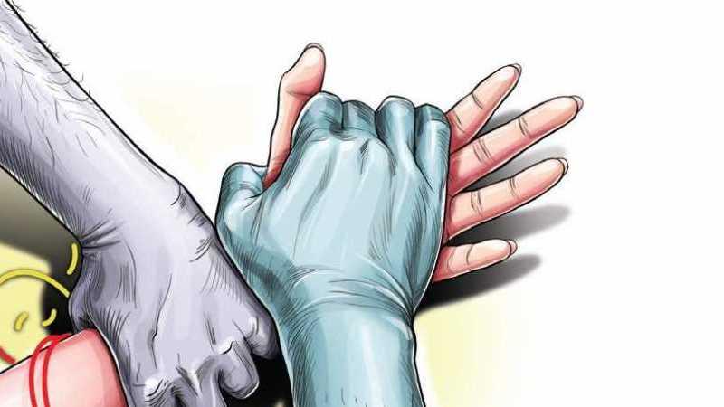 हाथरस के बाद बलरामपुर में भी हुआ कांड, पीड़िता की मौत