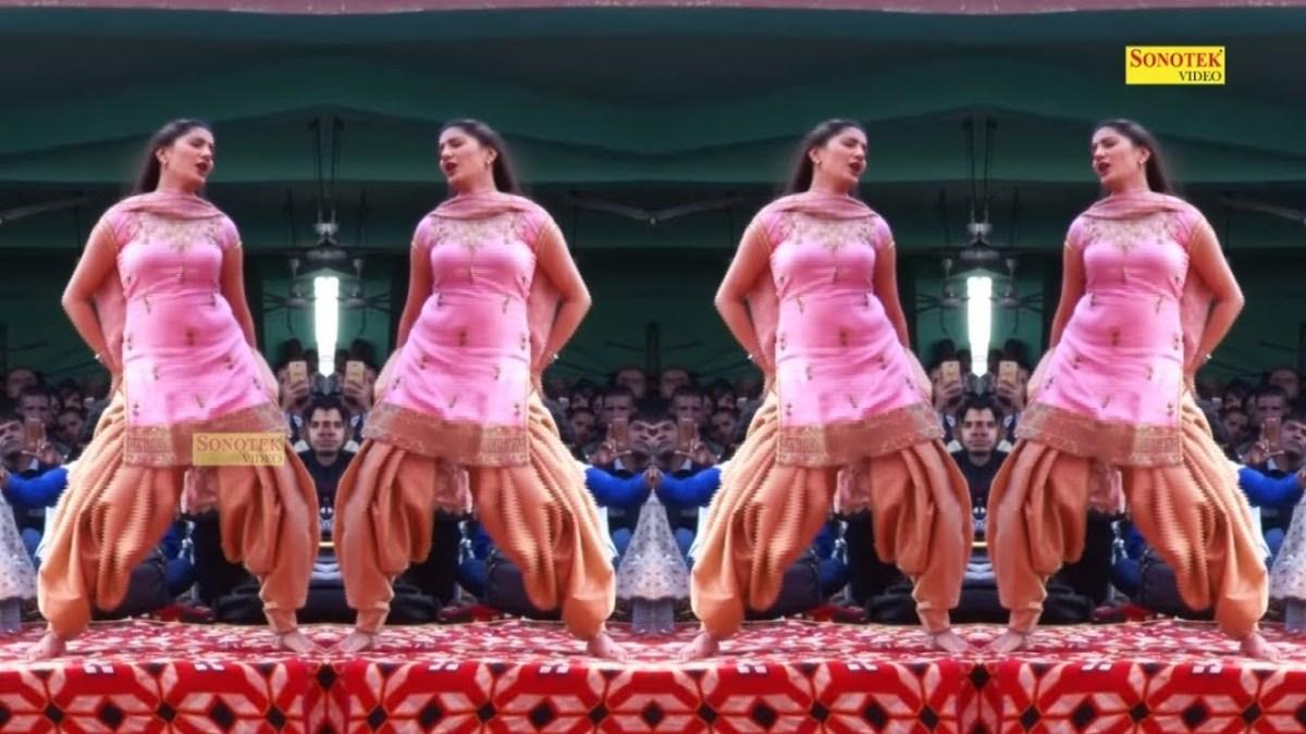 माँ बनी सपना चौधरी के 'Balam Mane Leja Re' पर ठुमके देख झूमे फैंस, वीडियो वायरल