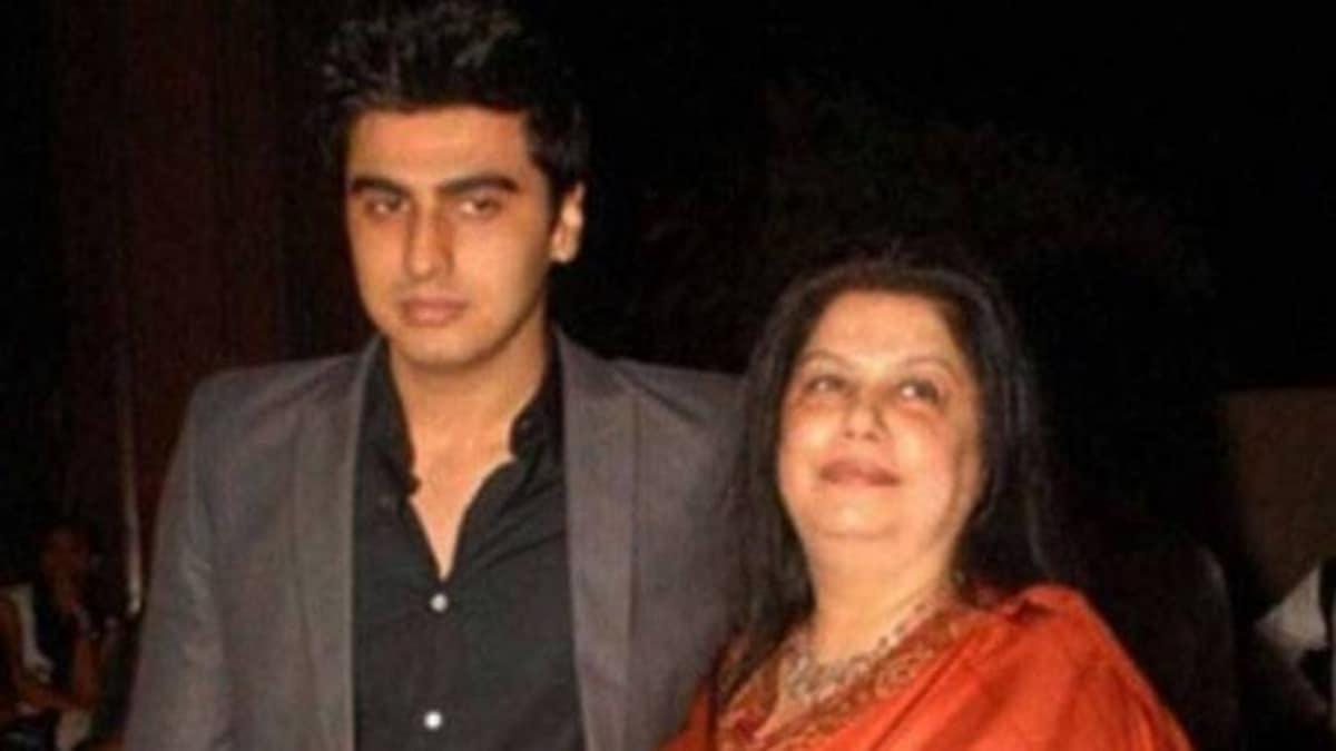 अर्जुन कपूर ने खोला अपनी माँ से जुड़ा 32 साल पुराना राज