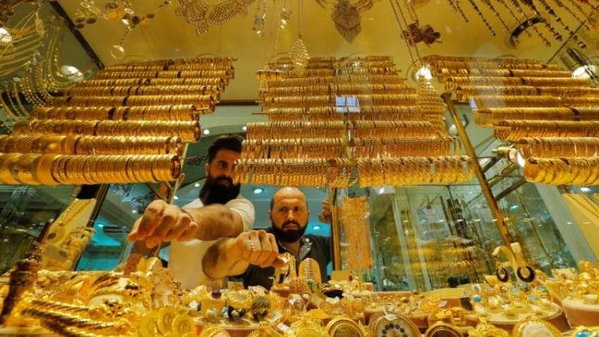 Gold Price Today: 8000 रुपए सस्ता हुआ सोना, जल्दी खरीदें, अब मात्र इतने में मिल रहा 1 तोला गोल्ड