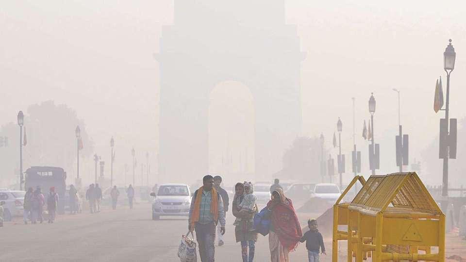 दिल्ली में कड़ाके की ठंड के लिये रहे तैयार, Imd की आयी चेतावनी