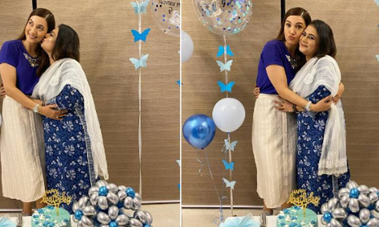 गौहर खान की सासु माँ ने परिवार में किया स्वागत, वायरल हुईं तस्वीरें