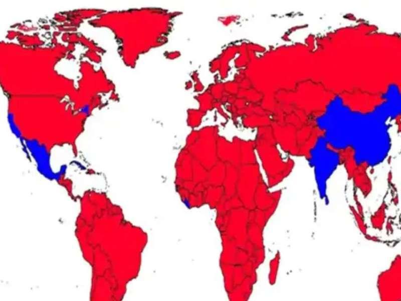 ट्रम्प के बेटे ने शेयर किया विवादित नक्शा, कश्मीर को बताया पाकिस्तान का हिस्सा