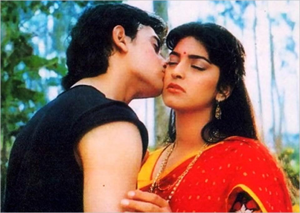 जूही चावला ने आमिर खान को Kiss करने से कर दिया था मना, एक्टर ने किया था ये घिनौना काम