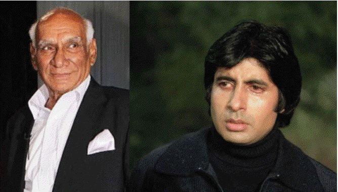 'सिलसिला' के बाद इस वजह से अमिताभ बच्चन ने कभी नहीं की यश चोपड़ा के साथ काम