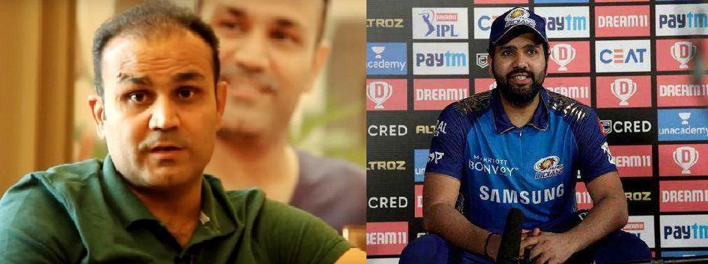 रवि शास्त्री पर बरसे सहवाग बोले,असंभव है कि कोच को रोहित शर्मा की चोट के बारे में नहीं पता