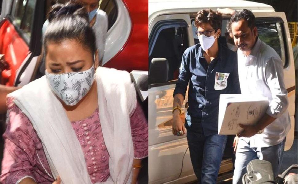भारती सिंह और हर्ष के लिए आई एक और बुरी खबर, आज होनी है जमानत पर सुनवाई