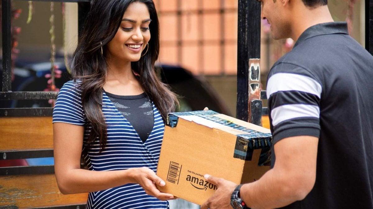 ई-कॉमर्स कंपनी Amazon में करें ये काम, 4 घंटे की शिफ्ट में मिलेगा 70 हजार रूपये महीना