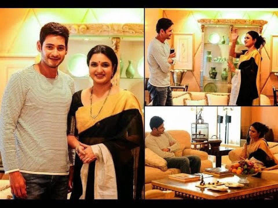 महेश बाबु अपनी पत्नी नम्रता शिरोडकर के साथ रहते हैं इस आलीशान घर में रहते हैं, देखें तस्वीरें