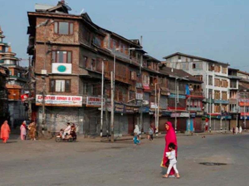 जम्मू कश्मीर के लोगों के पास है संपत्ति बेचने और न बेचने का अधिकार, जबरन कब्जा करने की अनुमति नहीं