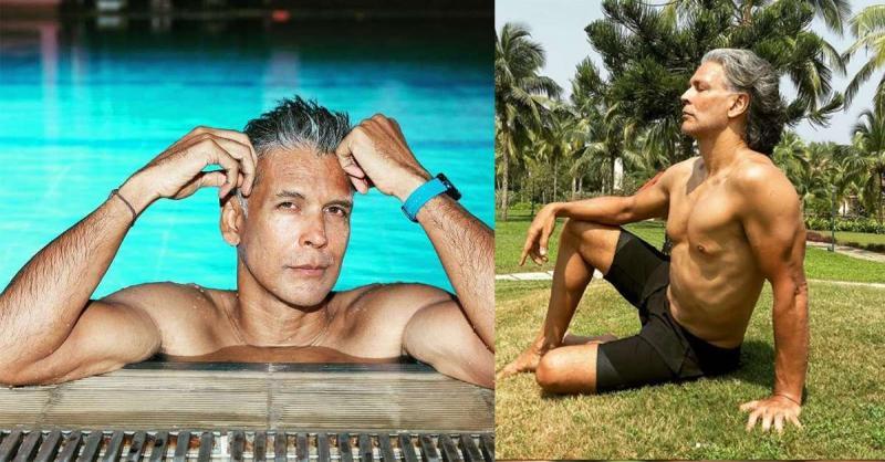 मिलिंद सोमन ने बर्थडे पर शेयर की अपनी न्यूड फोटो, अकेले में ही देखें तस्वीर