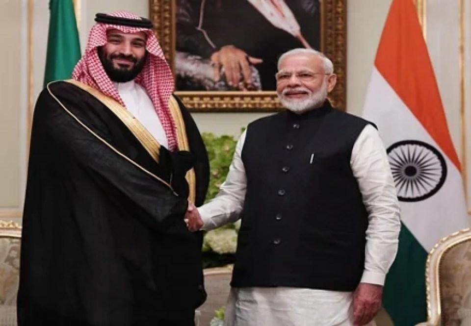 भारत के आगे झुका सऊदी अरब, नोट पर छपे भारत का गलत नक्शा वापस लिया