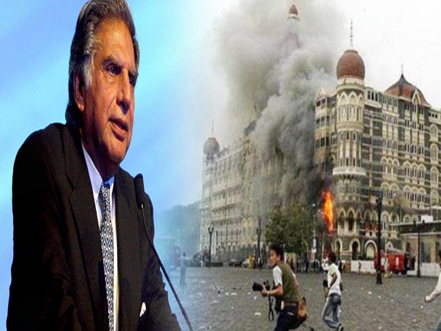 मुंबई हमले की बरसी पर भावुक हुए रतन टाटा, कही आंखे भर देने वाली बात