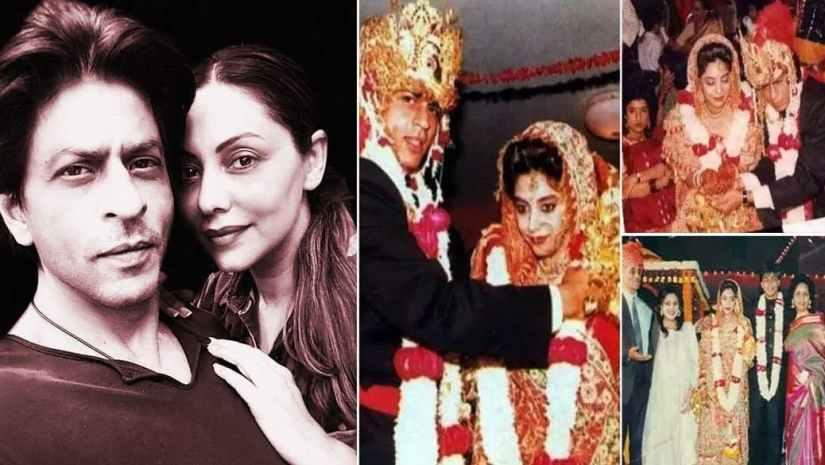 हेमा मालिनी की वजह से बर्बाद हो गई थी, शाहरुख-गौरी की शादी की पहली रात