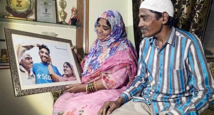 मोहम्मद सिराज देश का प्रतिनिधित्व करने गये हैं ऑस्ट्रेलिया, भारत में पिता का निधन