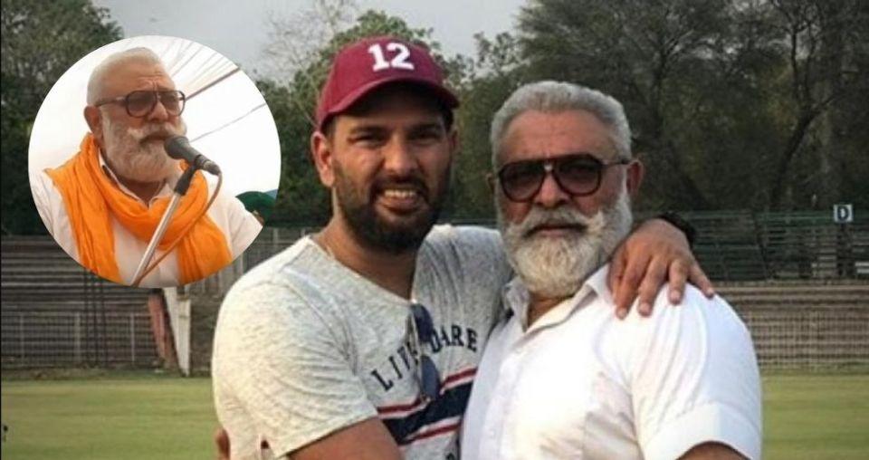 युवराज के पिता योगराज को फिल्ममेकर विवेक अग्निहोत्री ने अपनी फिल्म से किया बाहर