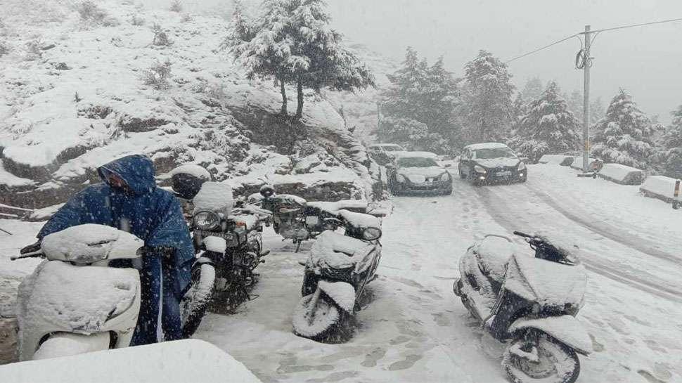 मौसम अपडेट: दिल्ली में हाड़ कंपाने वाली ठंड, कई जगह माइनस में पारा, 10 साल का टुटा रिकॉर्ड