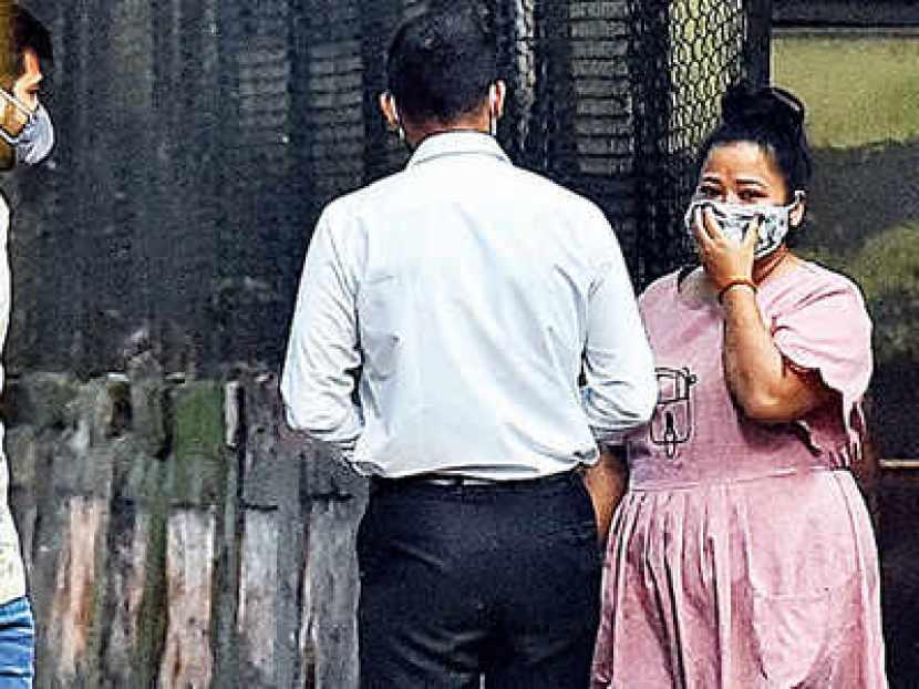 रद्द हो सकती है भारती और हर्ष की जमानत, जाना पड़ सकता है जेल