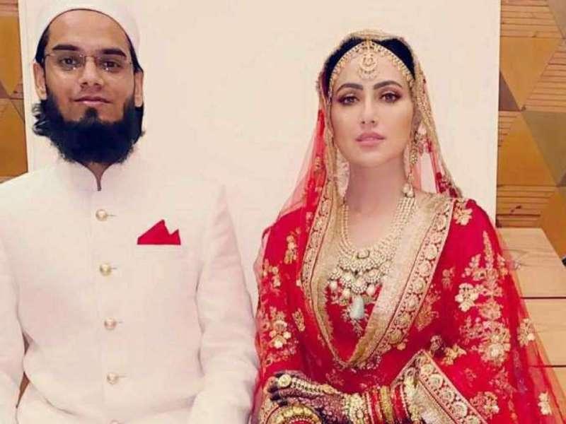 सना खान से शादी के बाद पहली बार बोला मुफ्ती अनस सईद, मैंने कभी भी फ़ोर्स नहीं किया