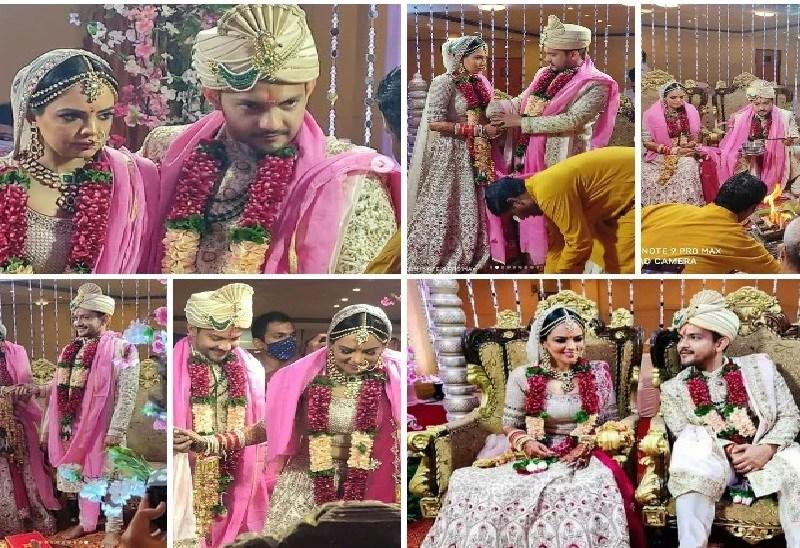 आदित्य की शादी में वरमाला के दौरान घटी ऐसी घटना, सबके सामने होना पड़ा शर्मिंदा