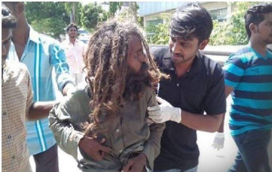 The 26-year-old professor changed the lives of many beggars, given 572 jobs, and more than 5000 new hopes of living