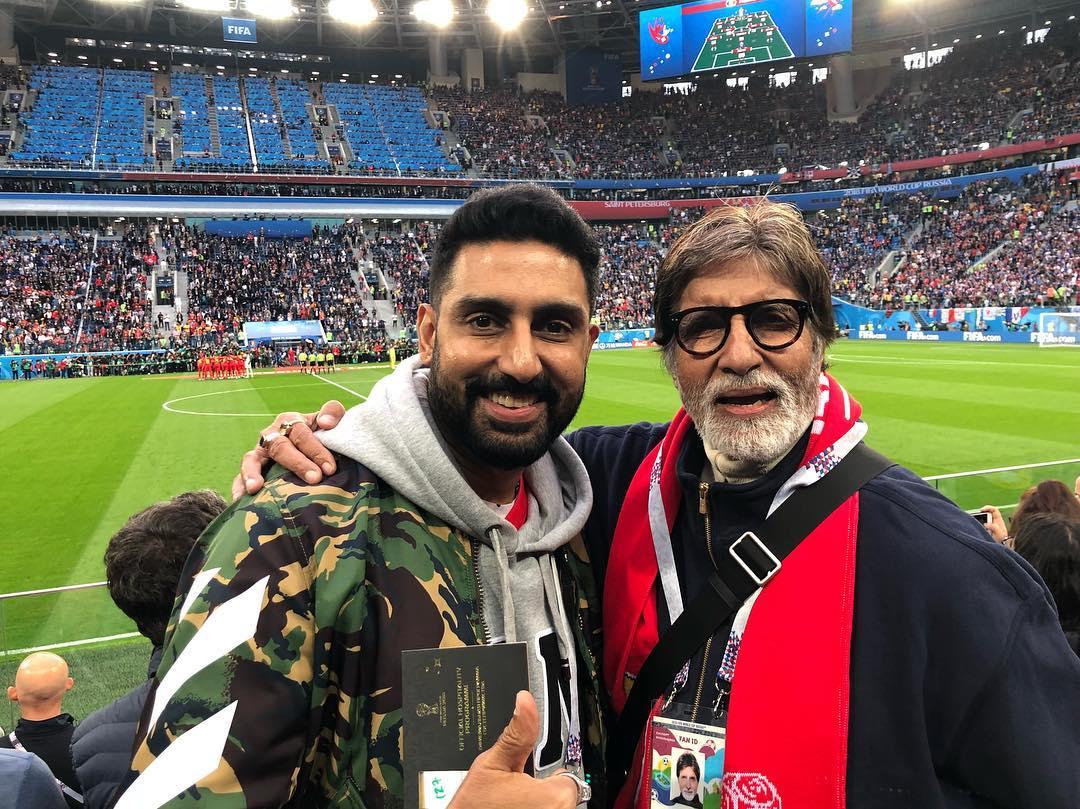 अभिषेक बच्चन ने बताया कबड्डी टीम के नाम में छुपा है पिता-पत्नी और बेटी से जुड़ा राज