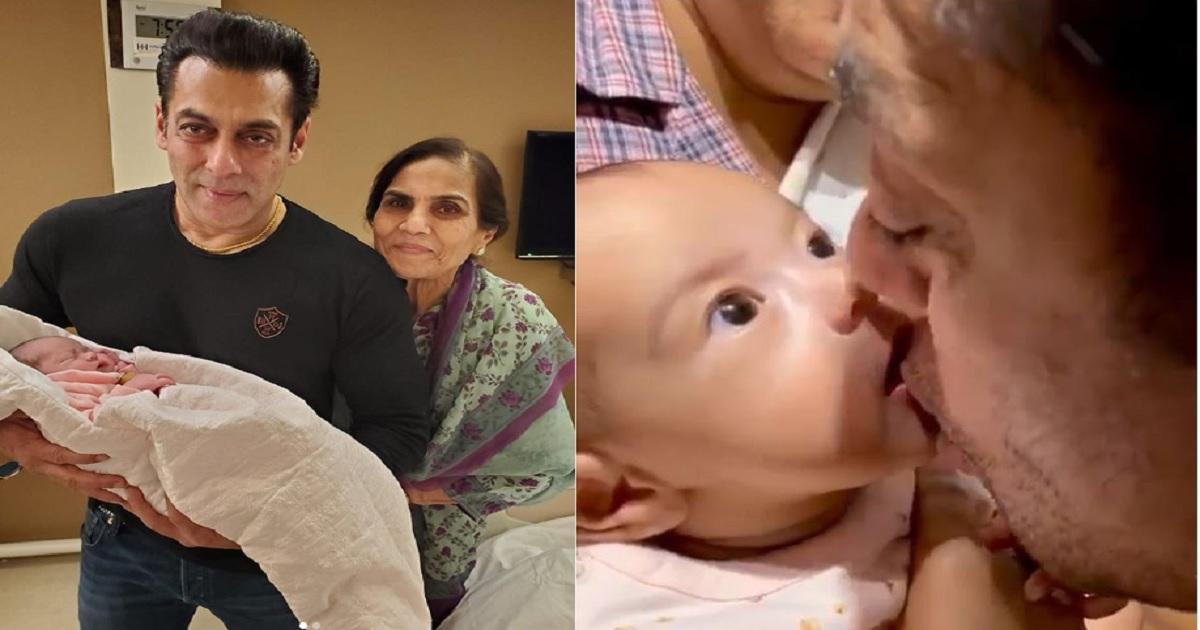 क्यों अर्पिता ने सलमान खान के बर्थडे पर ही दिया बेटी को जन्म, ये थी वजह