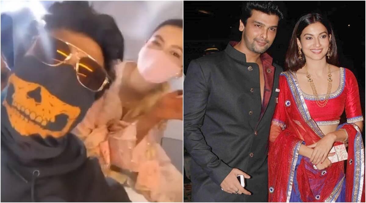 निकाह के बाद फ्लाइट में गौहर खान की एक्स ब्वायफ्रेंड से हुई मुलाकात, वीडियो में देखें कैसा था रिएक्शन