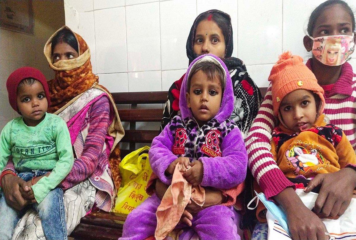 भयंकर कुपोषण का शिकार है यूपी का यह जिला, बेटो और बेटियों में होता है भेदभाव