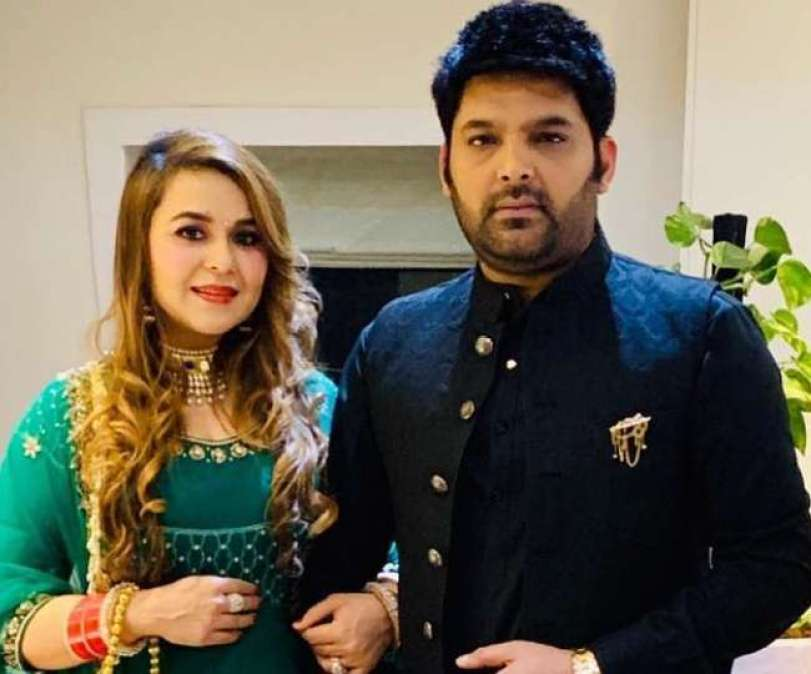 Is Kapil Sharma going to be a father again, hint from this tweet